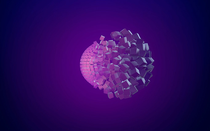 Sphere Experiment Animation Motion Graphics Katie Hilton
