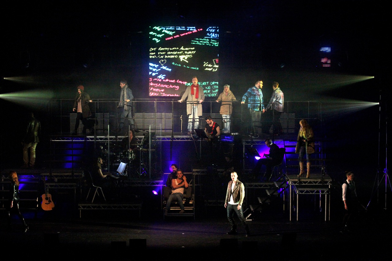 RENT 20th Anniversary Concert
